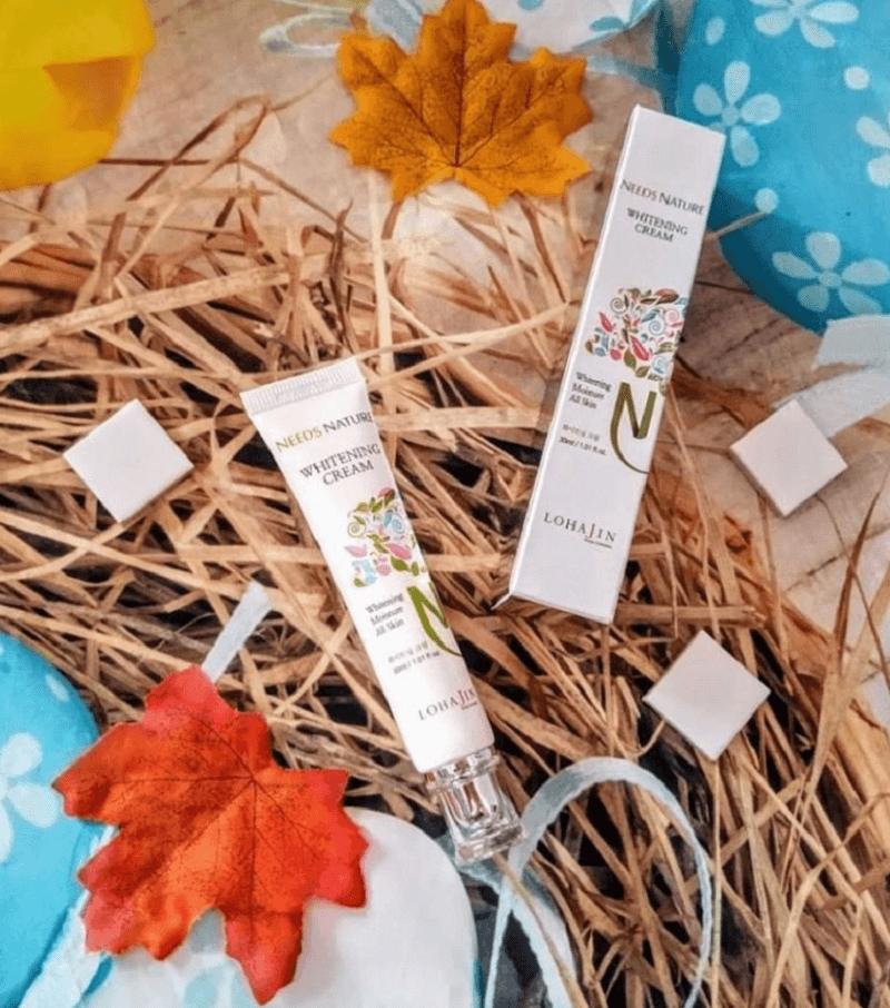 Lohajin – Needs Nature Whitening Cream