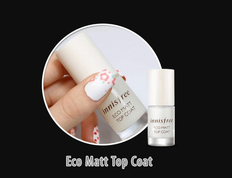 Innisfree Eco top coat