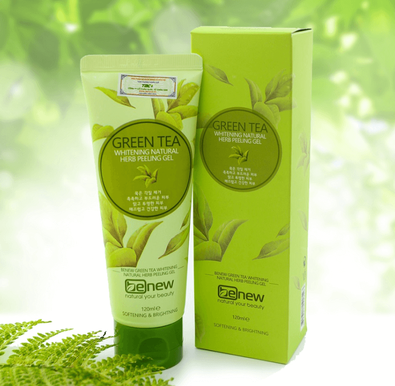 Benew Green Tea Hand Cream