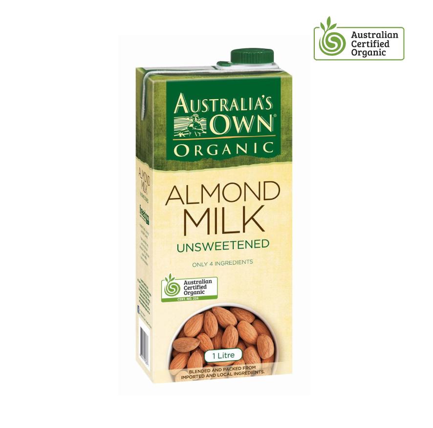 Sữa hạnh nhân hữu cơ Australia's Own