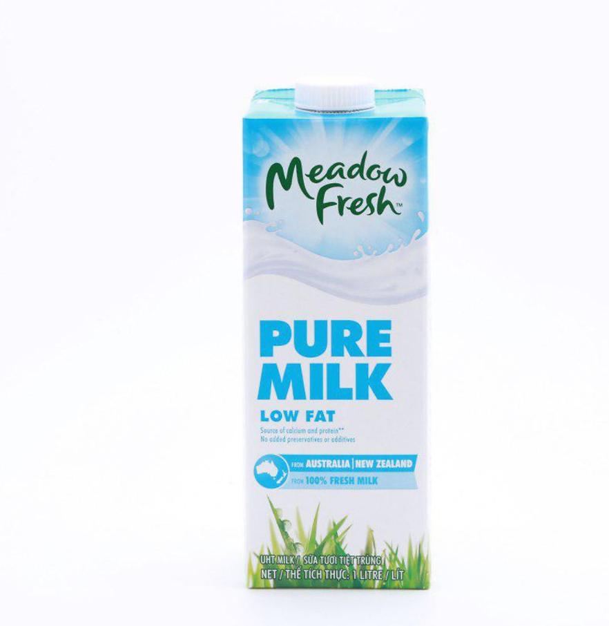 Sữa tươi meadow fresh low fat