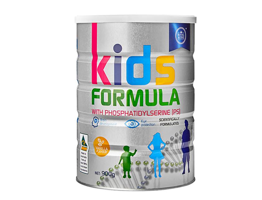 Royal Ausnz Kid Formula cho bé từ 3-18 tuổi